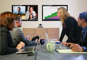 Oigaa Meeting, la videoconferencia laboral, videoconferencia, VozTelecom