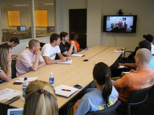 videoconferencia, oigaa meeting
