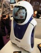 Eos robot telepresencia